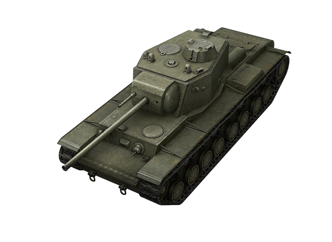 KV-4 в World of Tanks Blitz