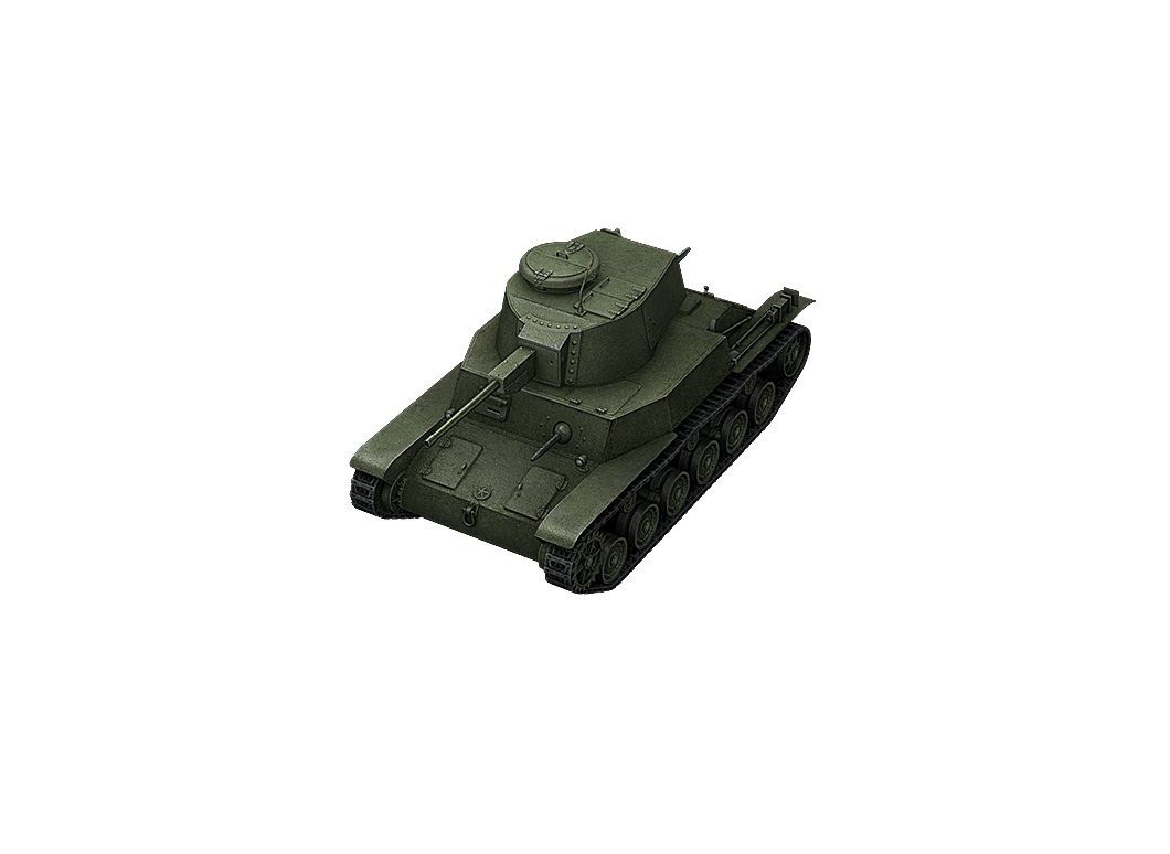 Type 5 Ke-Ho в World of Tanks Blitz