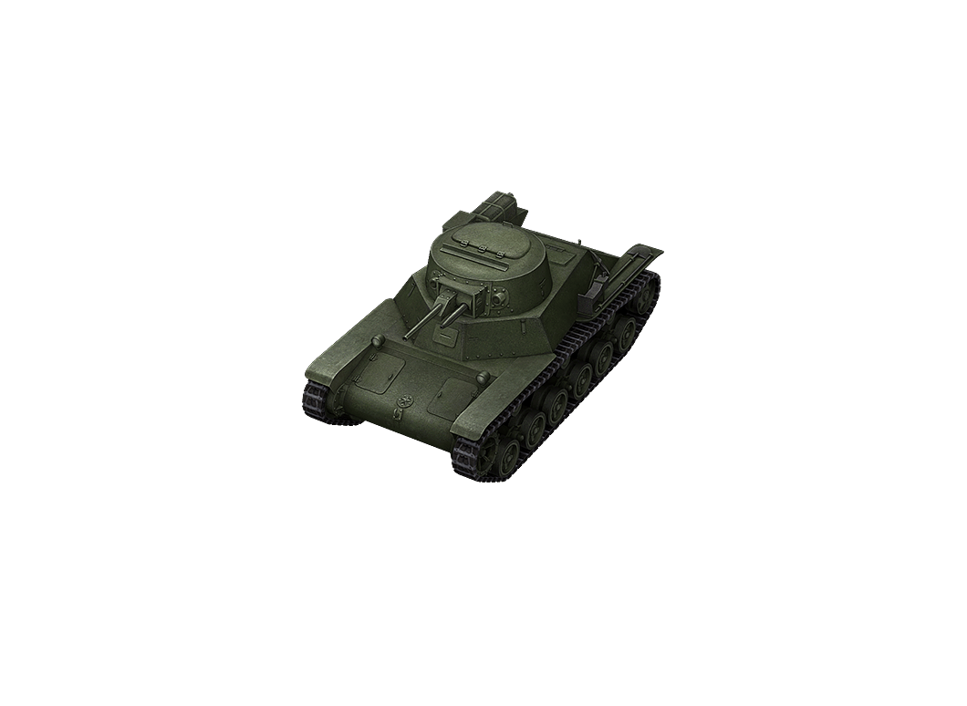 Type 98 Ke-Ni в World of Tanks Blitz