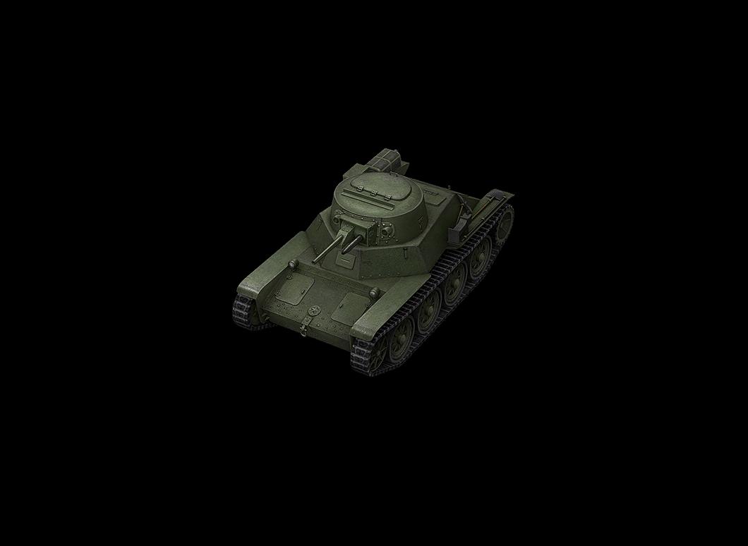 Type 98 Ke-Ni Otsu в World of Tanks Blitz