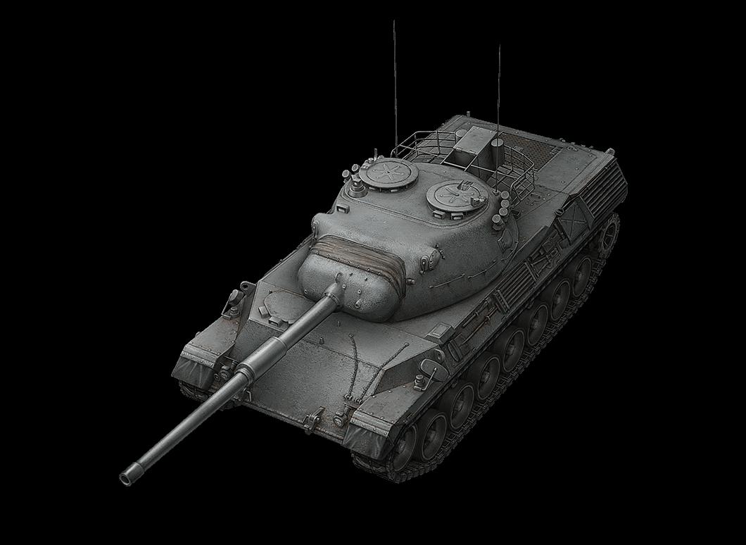 Leopard 1 в World of Tanks Blitz
