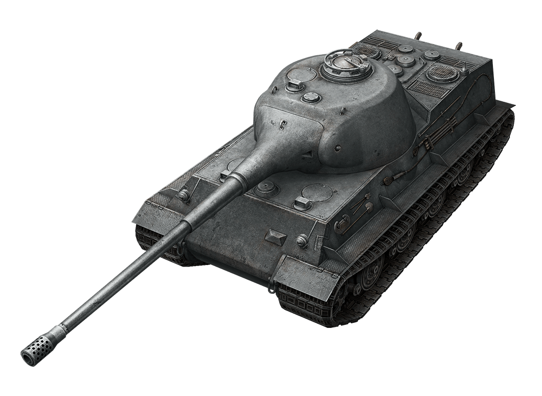 Löwe в World of Tanks Blitz
