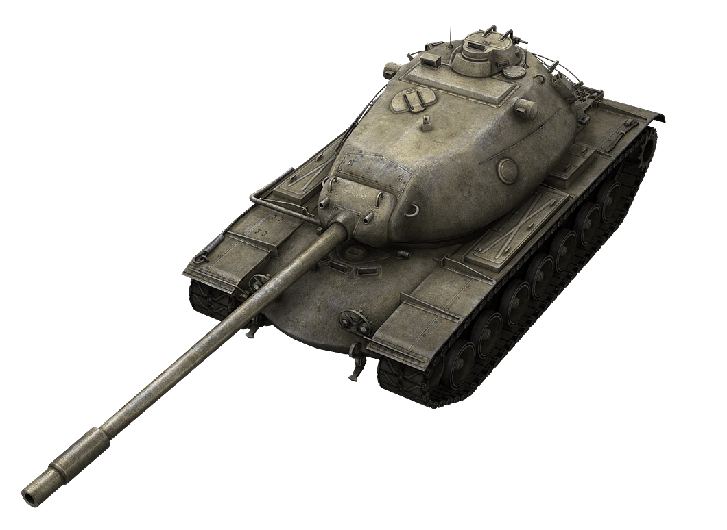 M103 в World of Tanks Blitz