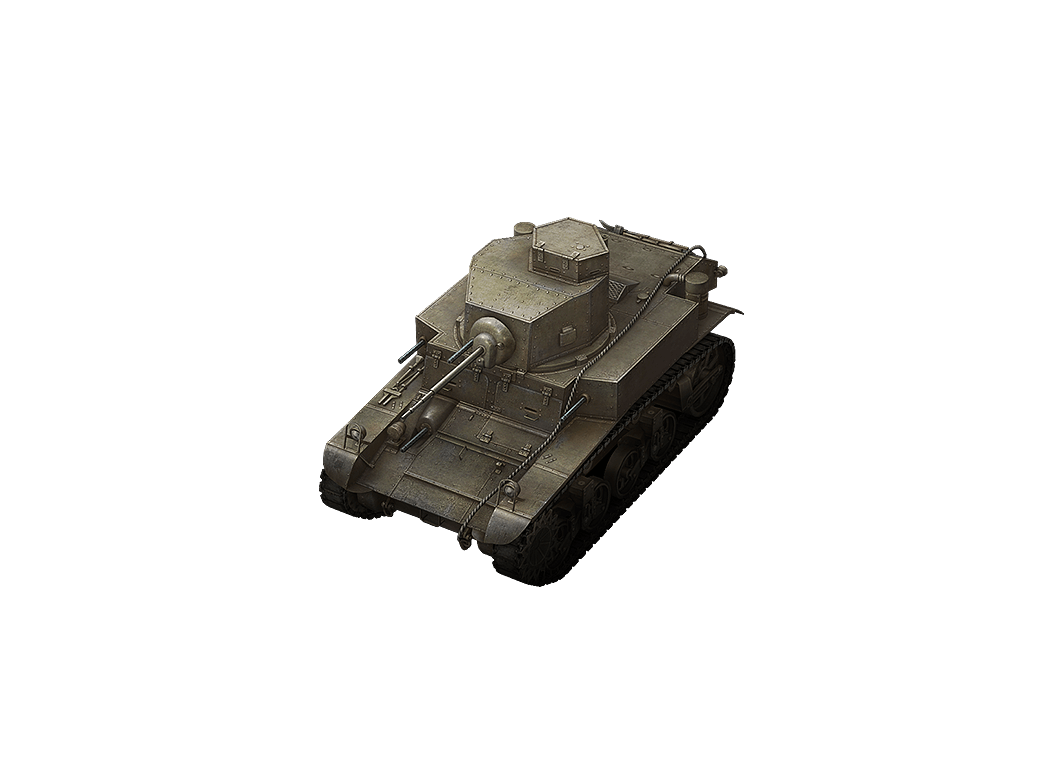 M3 Stuart в World of Tanks Blitz
