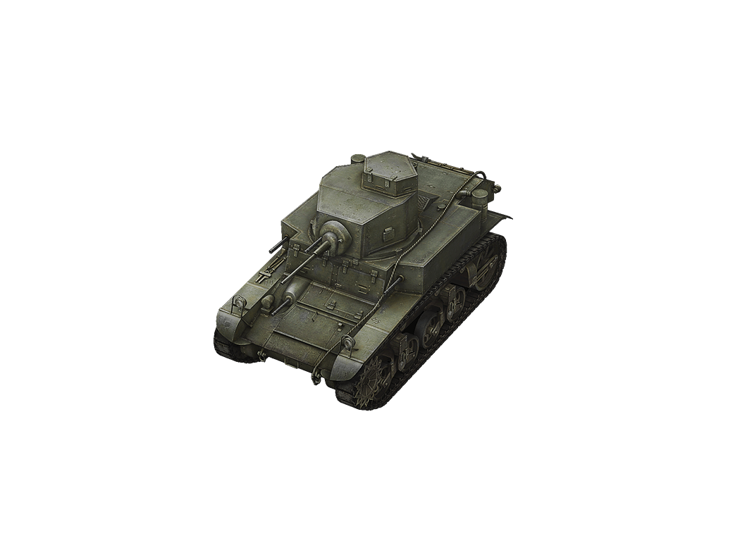 M3 Light в World of Tanks Blitz