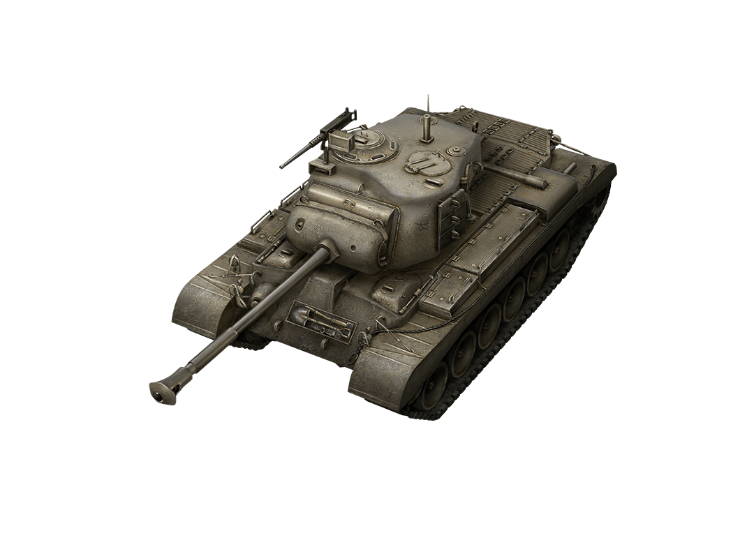 M46 Patton в World of Tanks Blitz