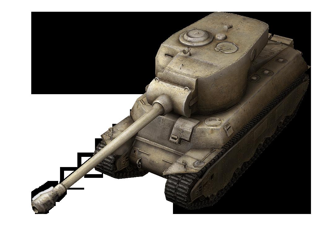 M6A2E1 в World of Tanks Blitz