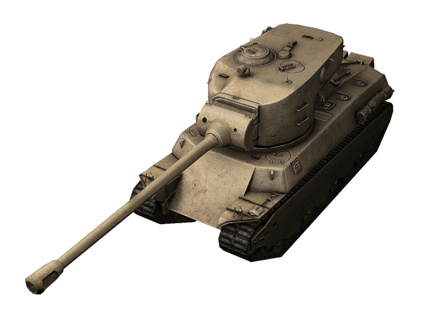 M6A2E1 EXP в World of Tanks Blitz