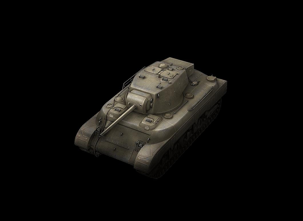 M7 в World of Tanks Blitz