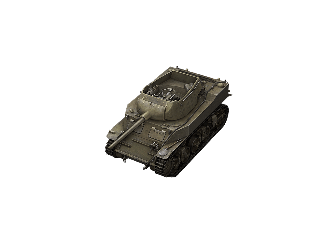 M8A1 в World of Tanks Blitz