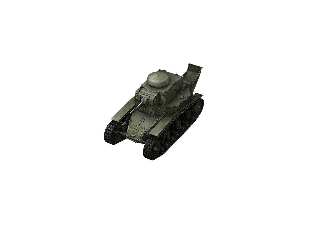 MS-1 в World of Tanks Blitz
