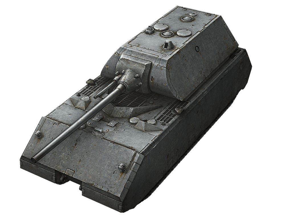 Maus в World of Tanks Blitz