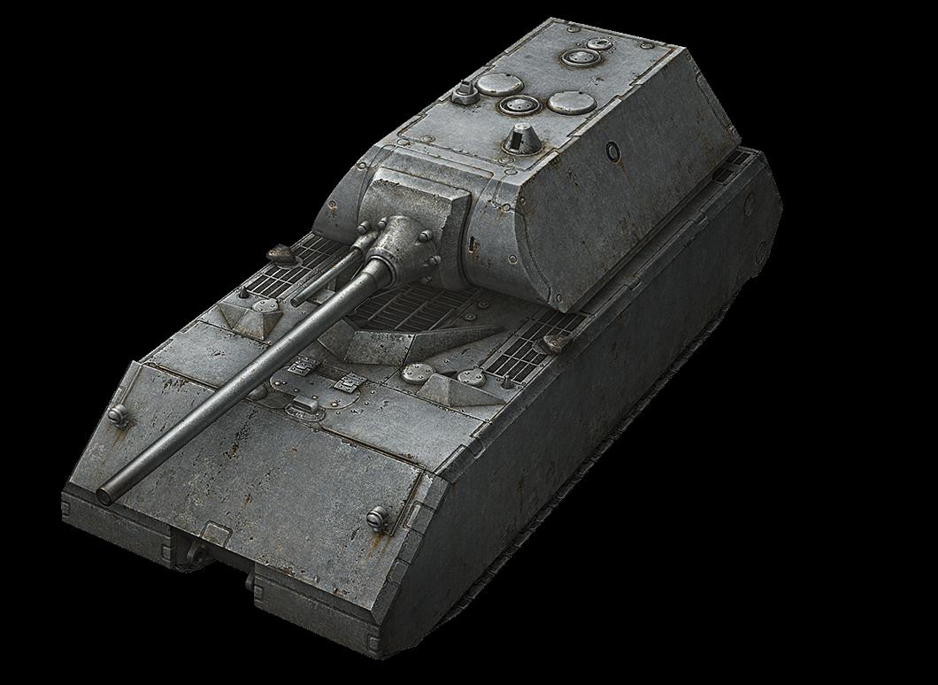 Maus в World of Tanks Blitz