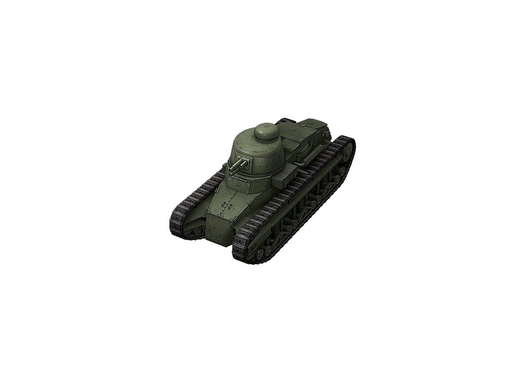 Renault Otsu в World of Tanks Blitz