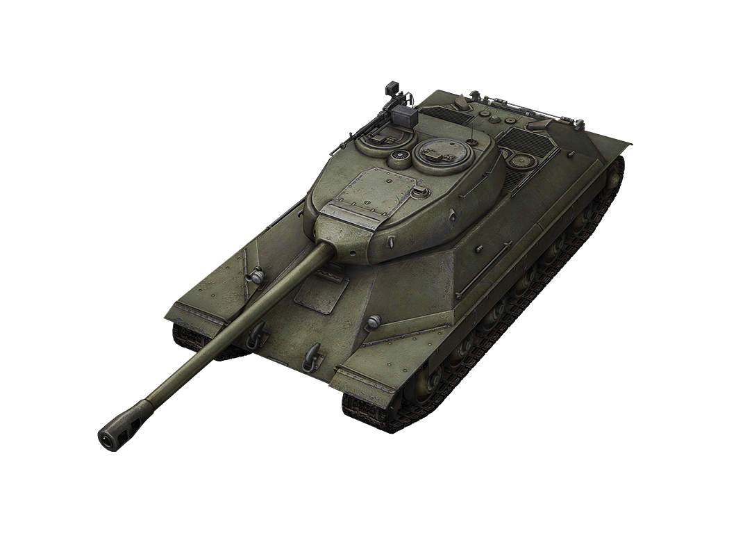 IS-6 в World of Tanks Blitz