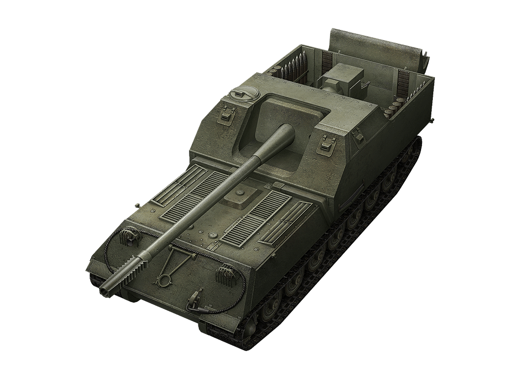 Object 263 в World of Tanks Blitz
