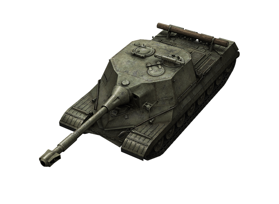 Object 268 в World of Tanks Blitz
