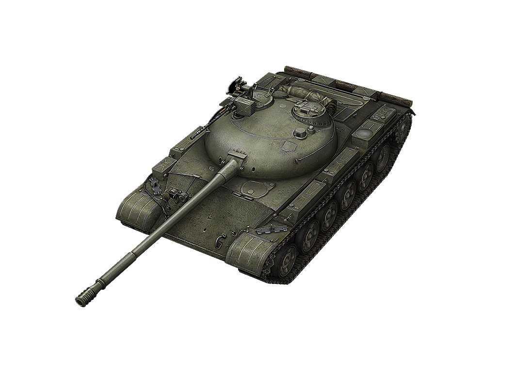 Object 140 в World of Tanks Blitz