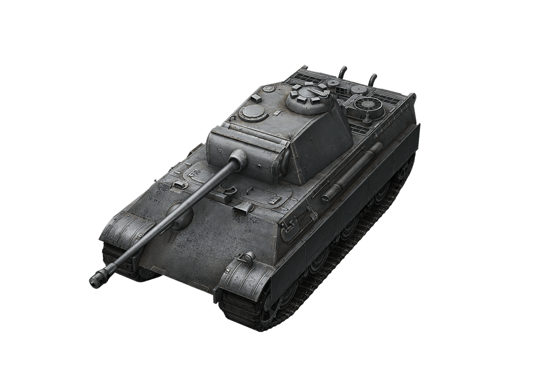 Panther II в World of Tanks Blitz