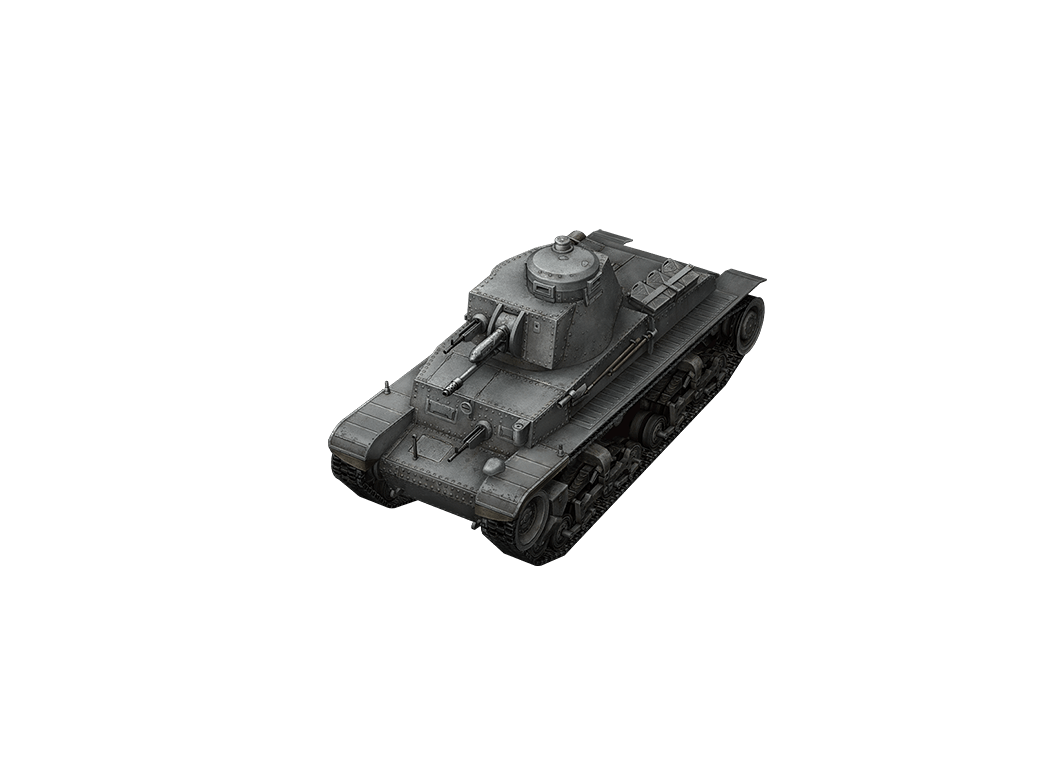 Pz.Kpfw. 35 (t) в World of Tanks Blitz