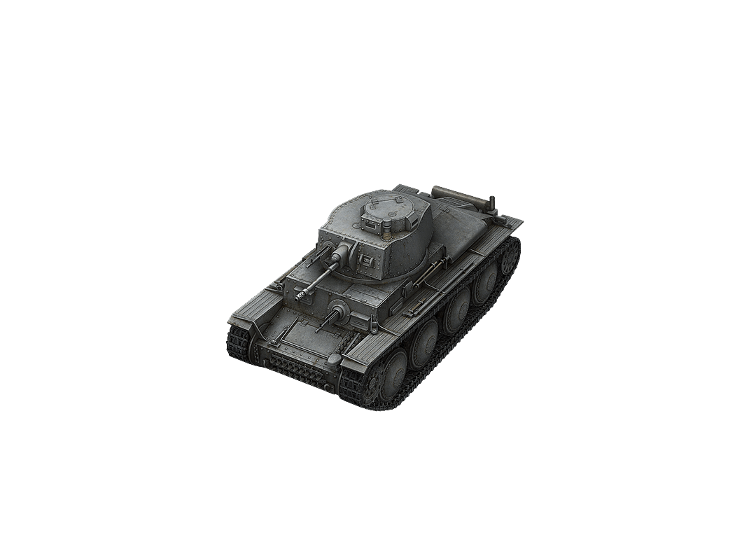 Pz.Kpfw. 38 (t) в World of Tanks Blitz