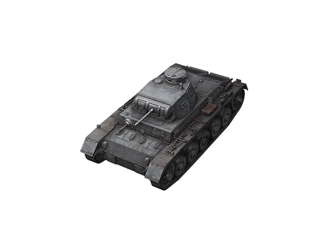 Pz.Kpfw. III Ausf. A в World of Tanks Blitz