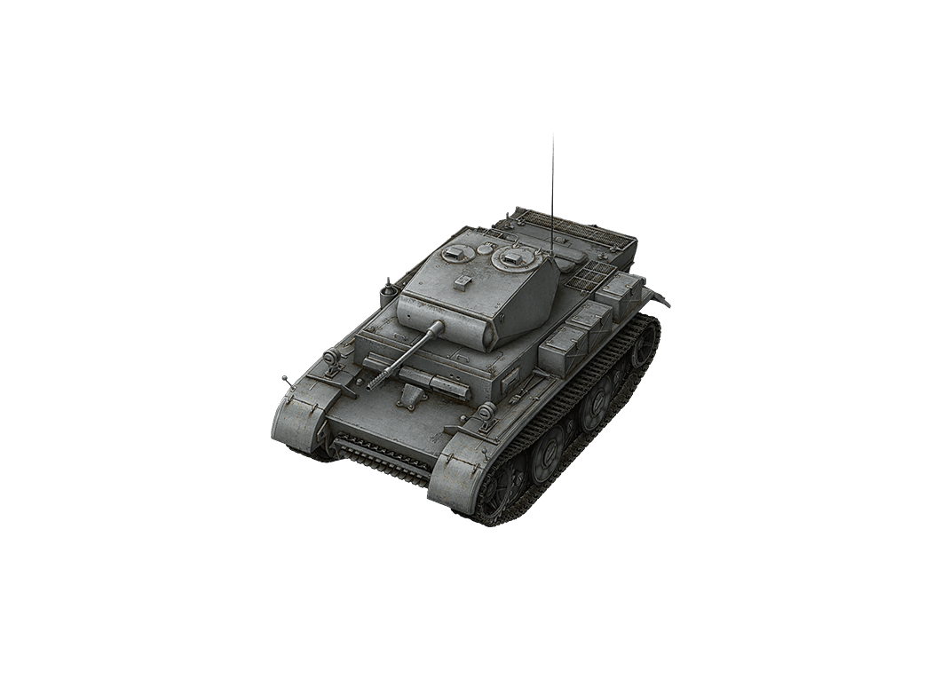 Pz.Kpfw. II Luchs в World of Tanks Blitz