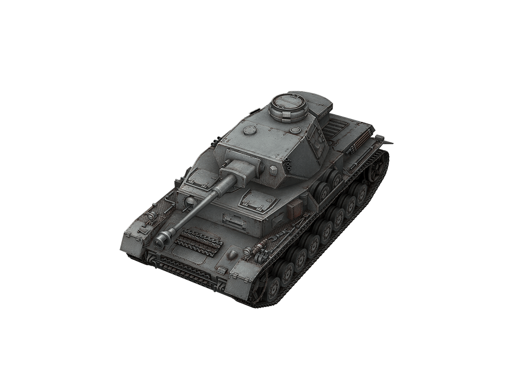 Pz.Kpfw. IV в World of Tanks Blitz