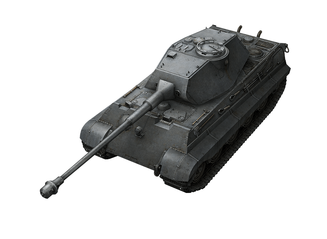 Tiger II в World of Tanks Blitz