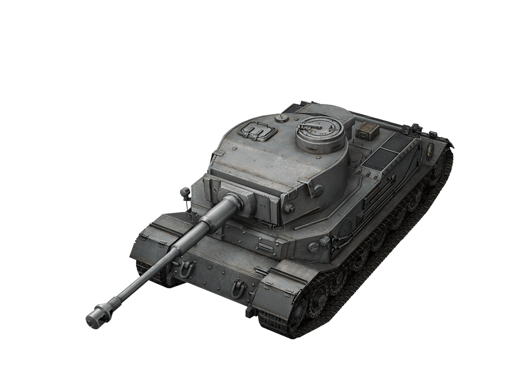 Tiger (P) в World of Tanks Blitz