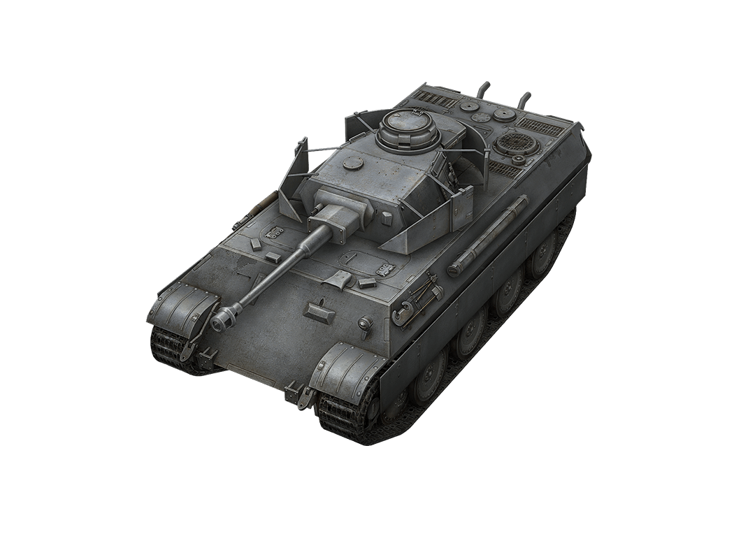 Pz.Kpfw. V/IV в World of Tanks Blitz