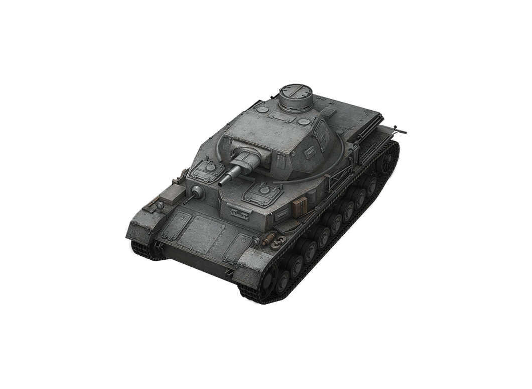 Pz.Kpfw. IV Ausf. A в World of Tanks Blitz