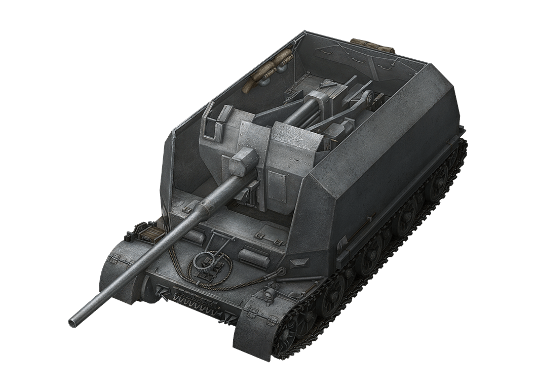 Pz.Sfl. IVc в World of Tanks Blitz