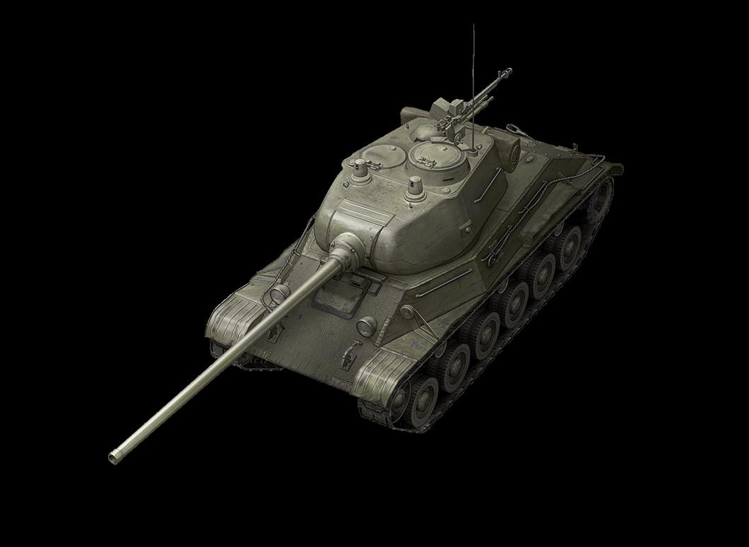 LTTB в World of Tanks Blitz
