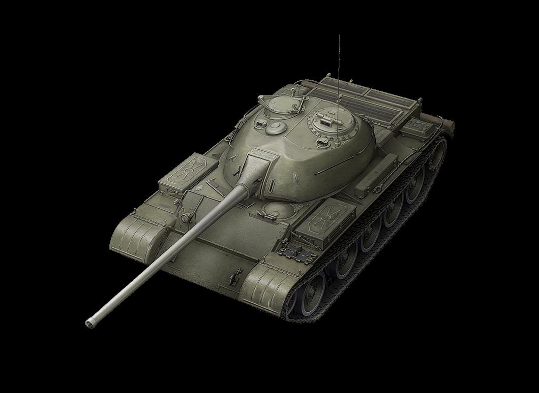T-54 ltwt. в World of Tanks Blitz