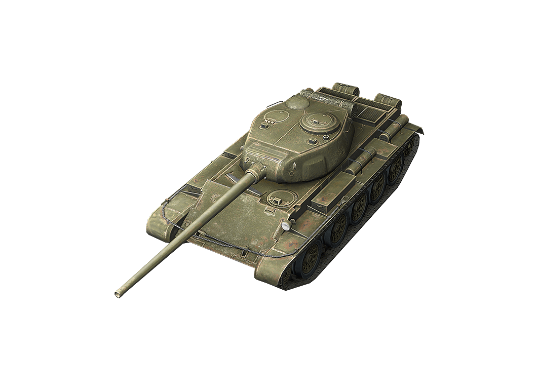 T-54 first prototype в World of Tanks Blitz