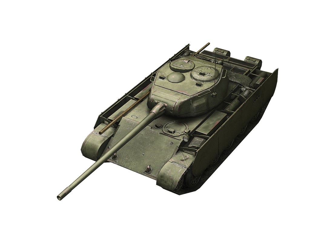 T-44-100 в World of Tanks Blitz