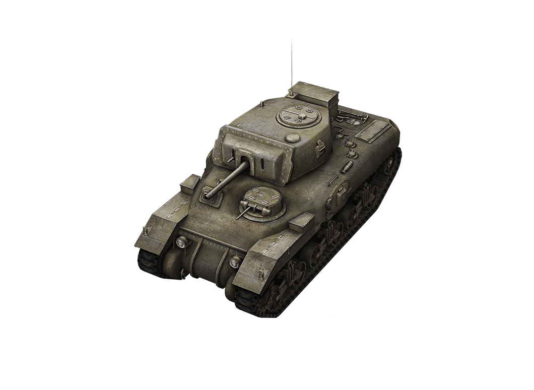 Ram II в World of Tanks Blitz
