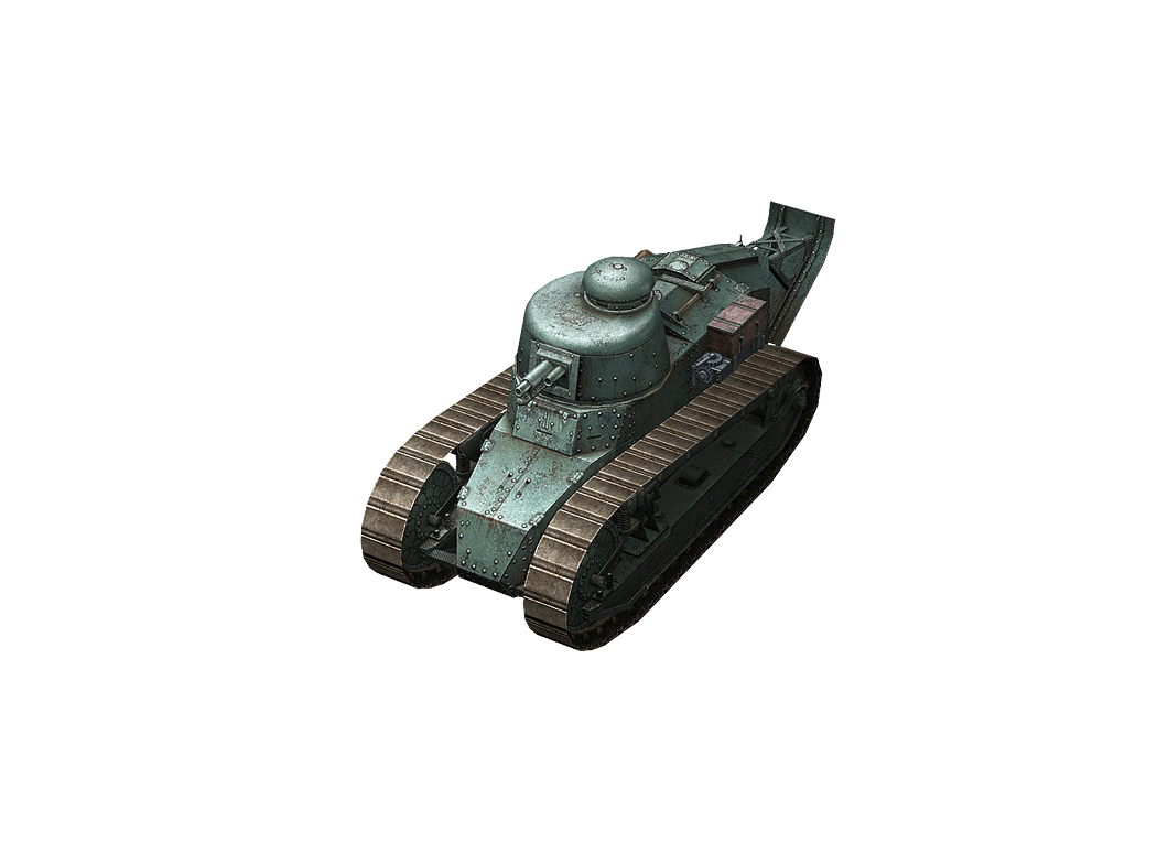 Renault FT в World of Tanks Blitz