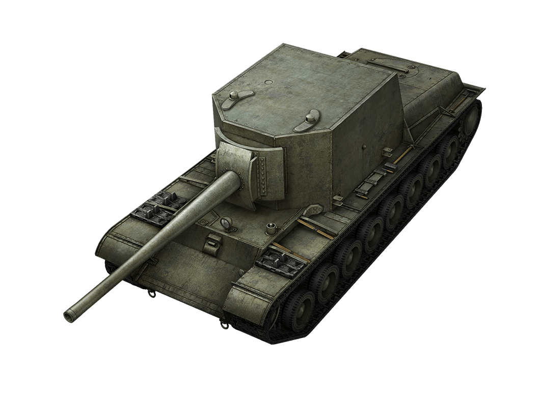SU-100Y в World of Tanks Blitz