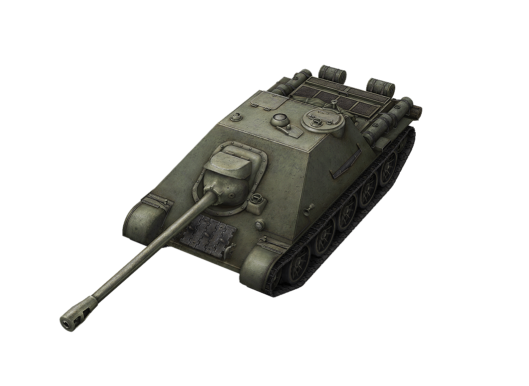 SU-122-44 в World of Tanks Blitz
