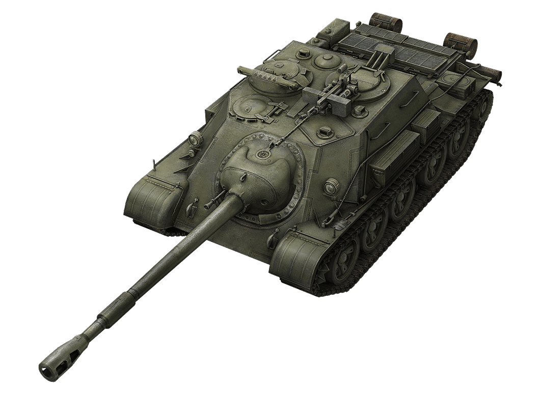 SU-122-54 в World of Tanks Blitz