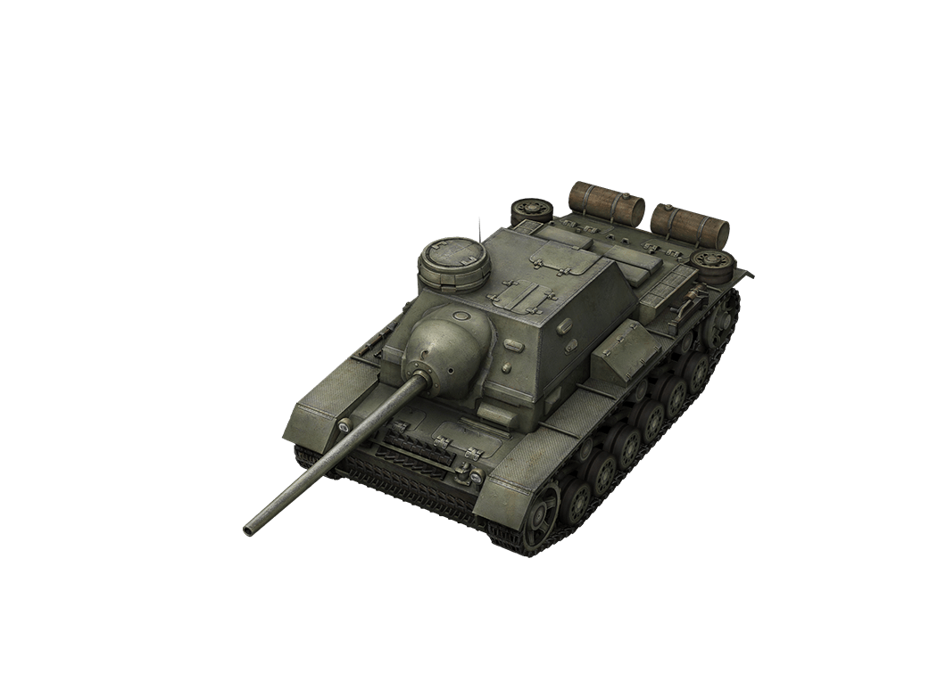 SU-85I в World of Tanks Blitz