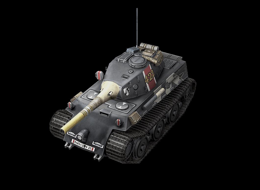 Nameless в World of Tanks Blitz