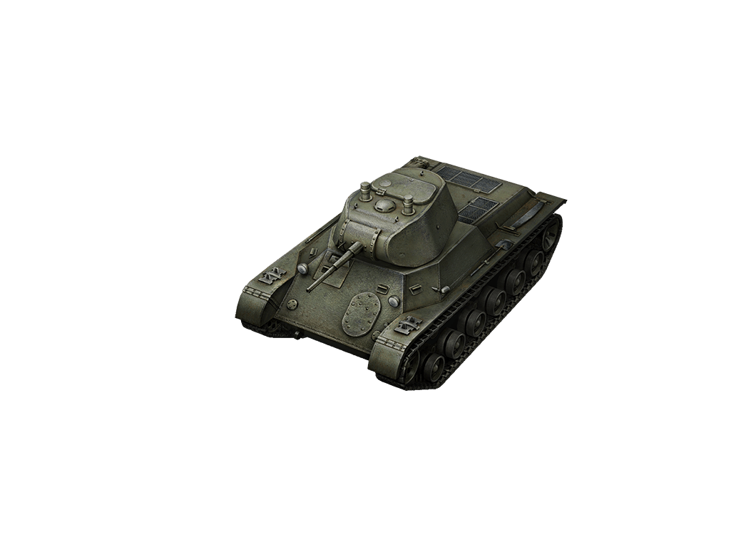 T-127 в World of Tanks Blitz