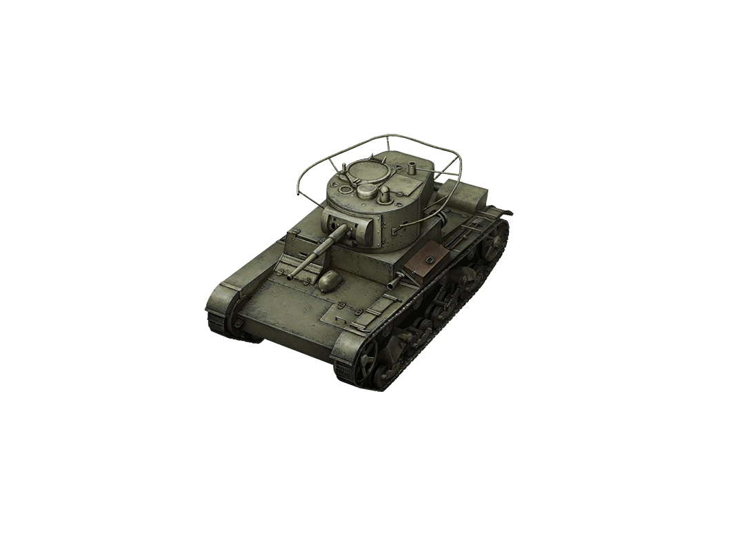 T-26 в World of Tanks Blitz
