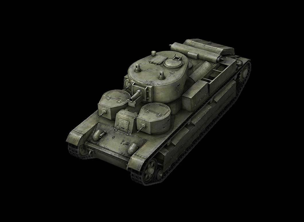 T-28 в World of Tanks Blitz
