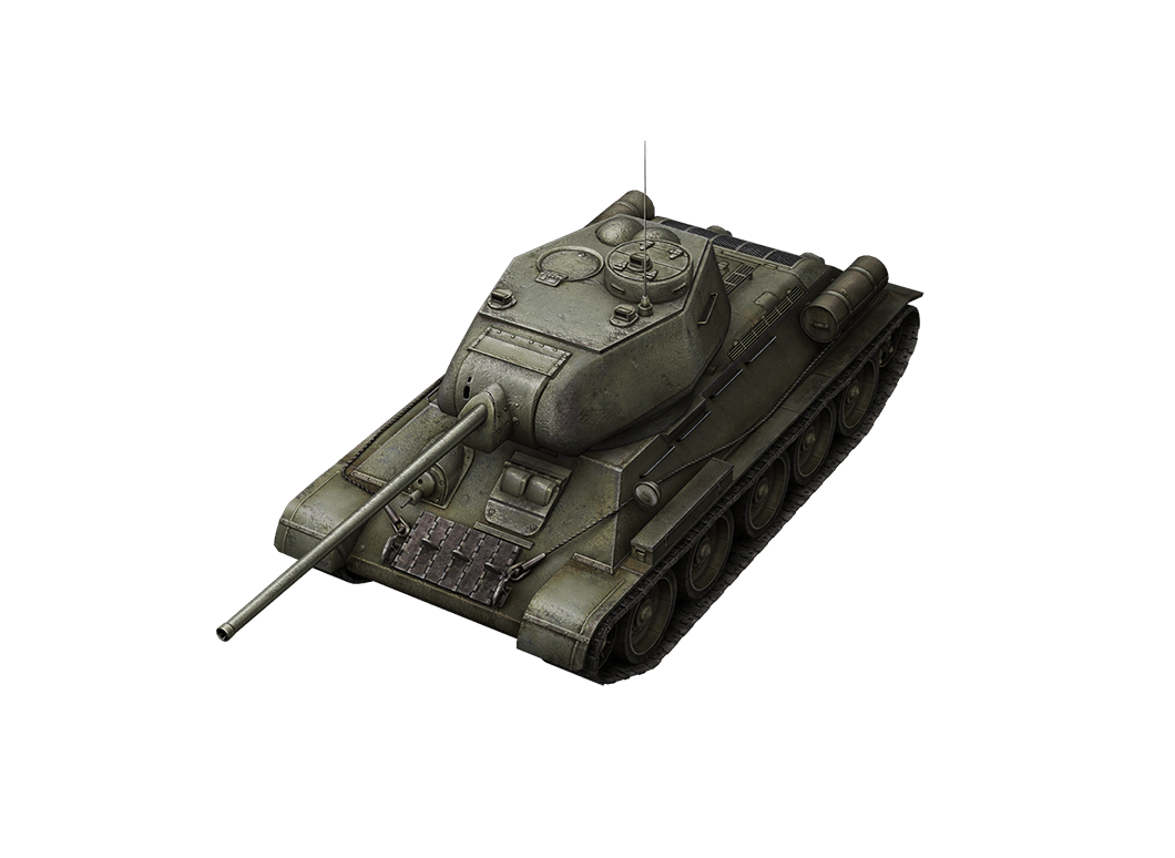 T-34-85 в World of Tanks Blitz