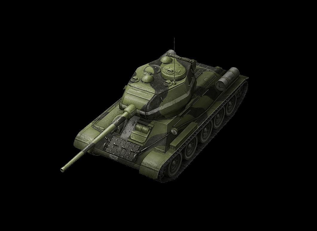 T-34-85 Victory в World of Tanks Blitz
