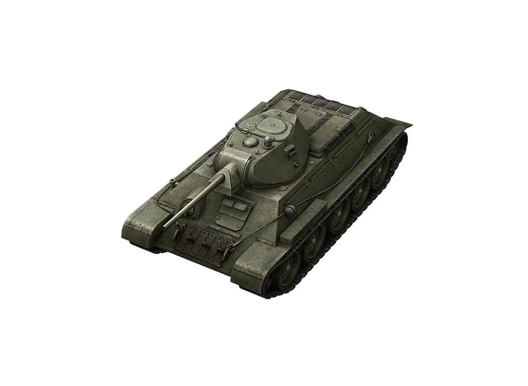T-34 в World of Tanks Blitz